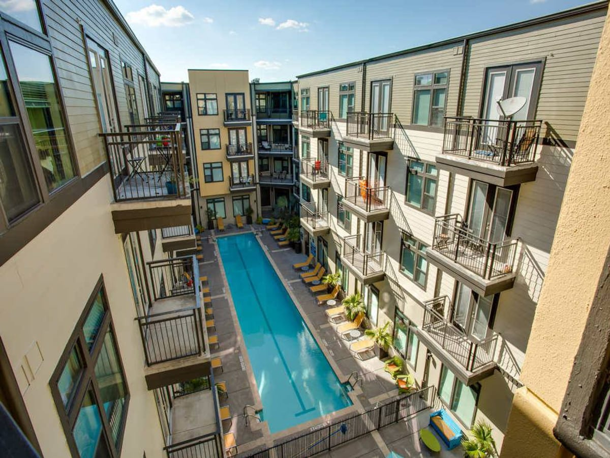 North Austin apartment Burnet Road Amli 5350
