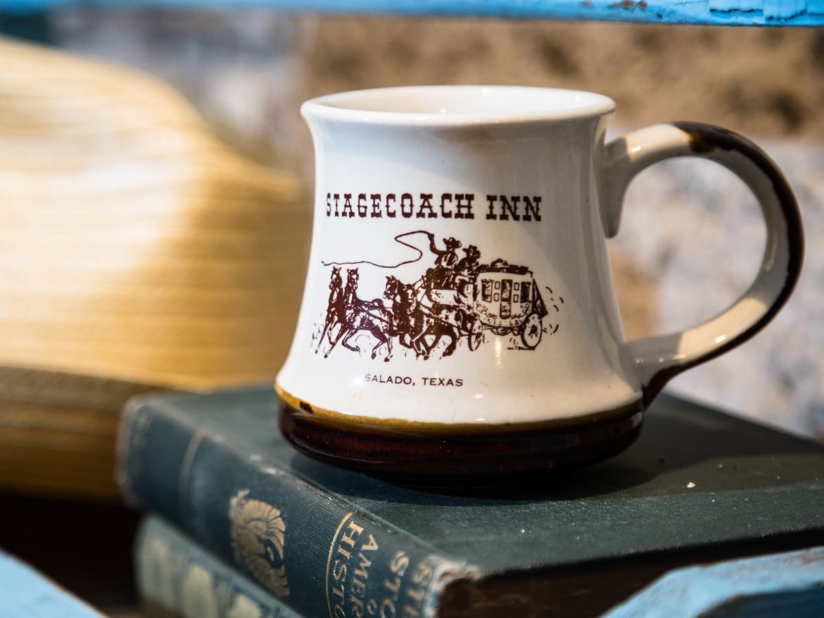 Stagecoach Inn mug