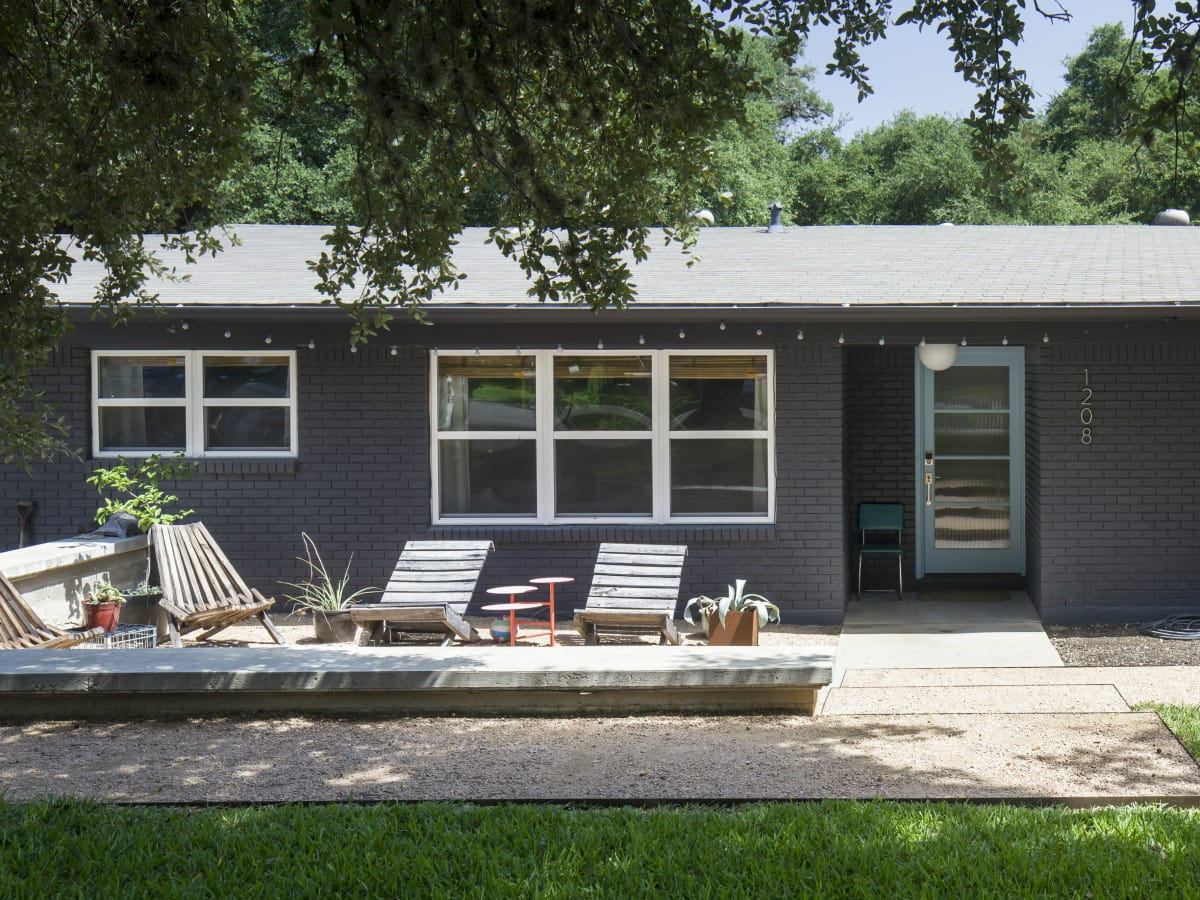 Interior designer's East Austin home