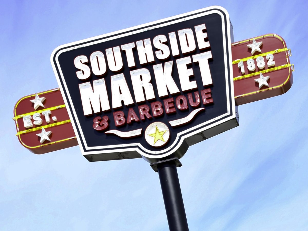 Southside Market and Barbecue in Bastrop