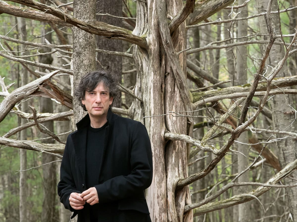 Neil Gaiman Houston