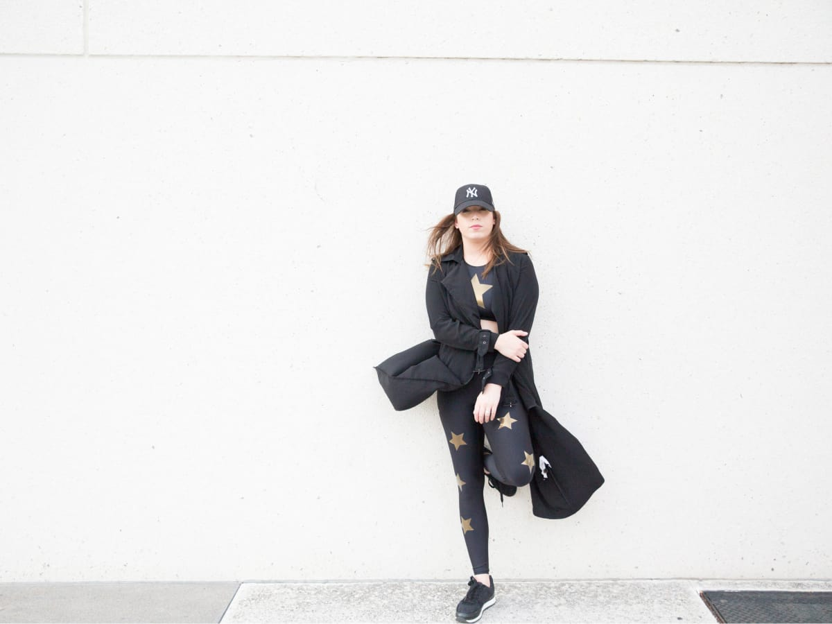 Fashion designer Vanessa Posner