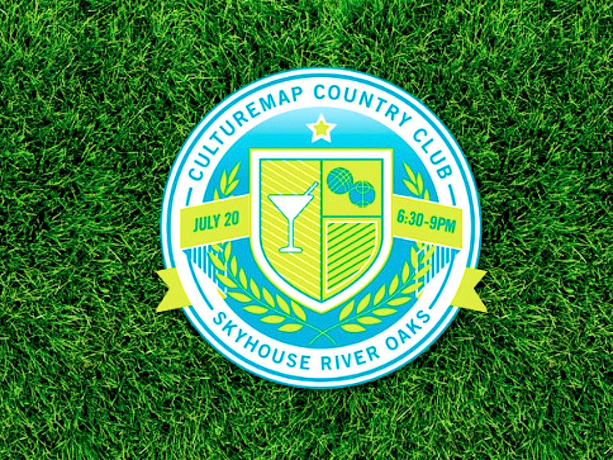 CultureMap Country Club Houston