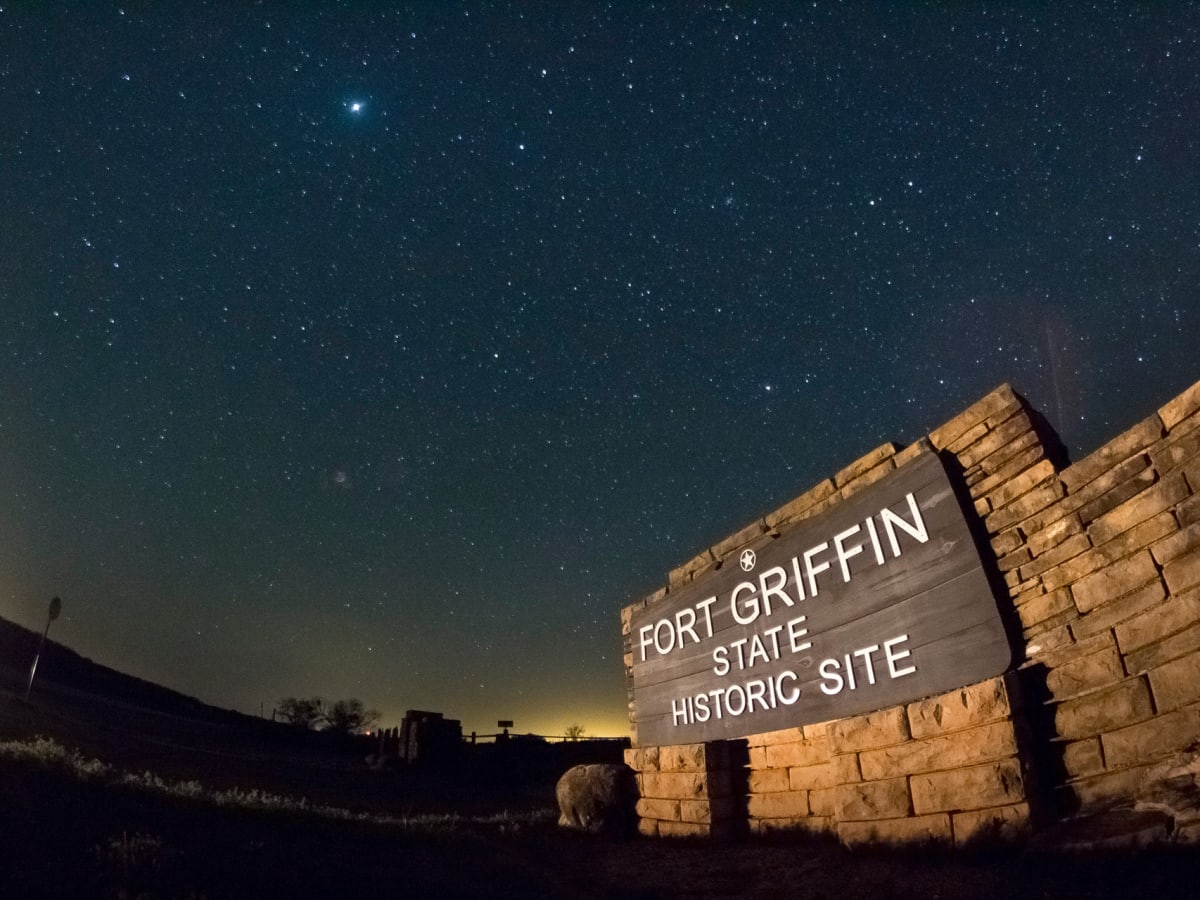 Fort Griffin Historic Site