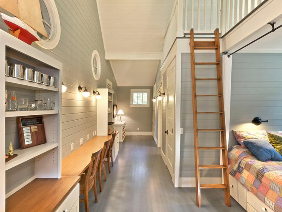 Painted shiplap ideas