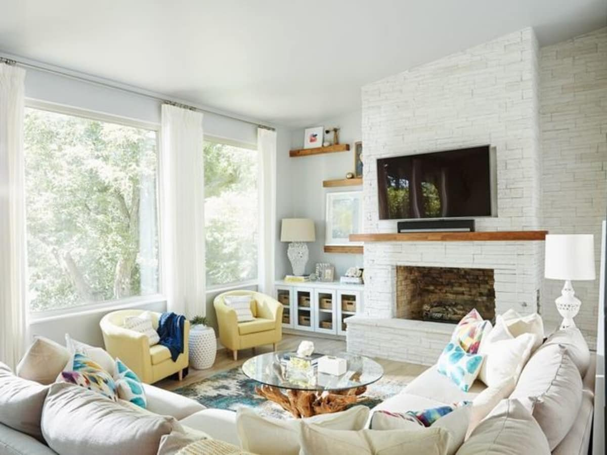 Houzz San Antonio McQueeney home lake house