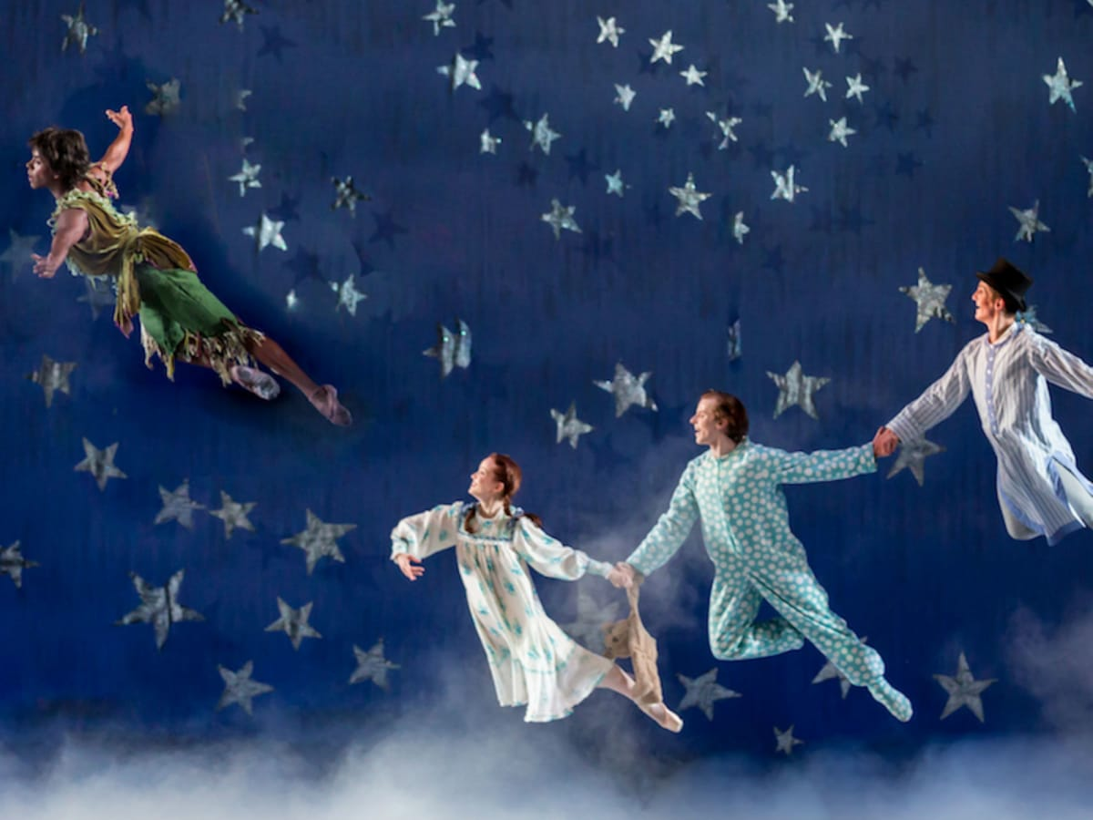 Ballet Austin presents <i>Peter Pan</i>