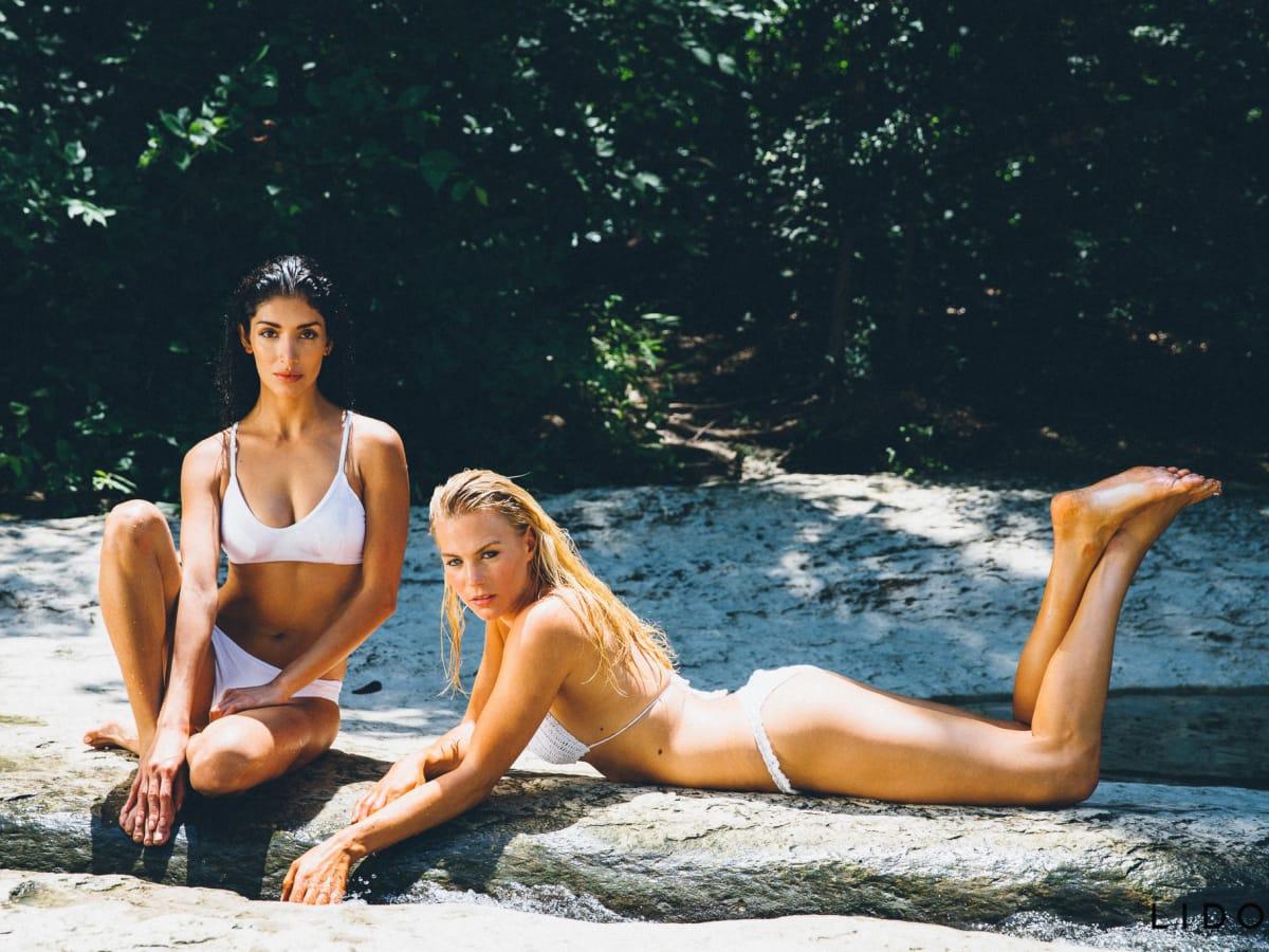 The Lido swimwear bikini