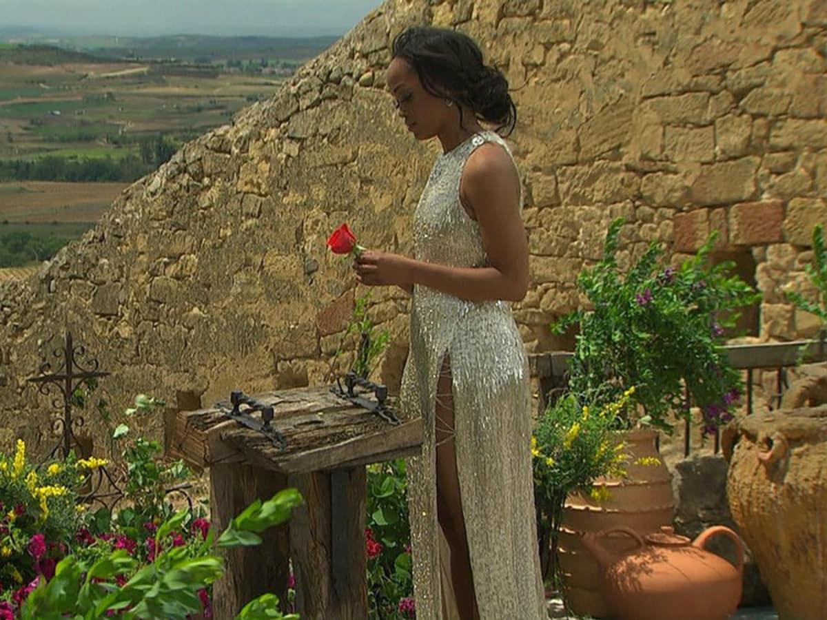 Bachelorette finale starring Rachel Lindsay