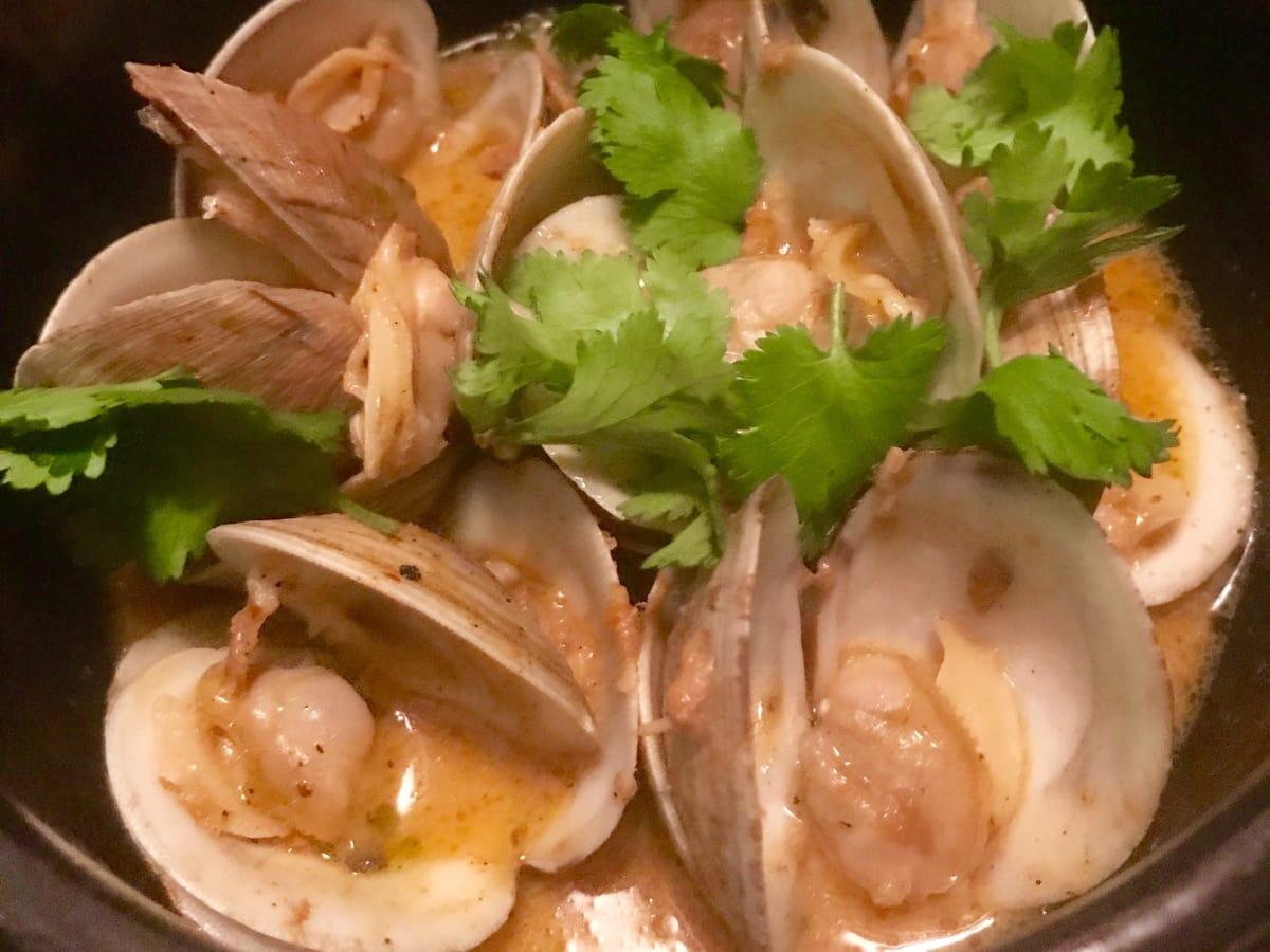 Aqui littleneck clams