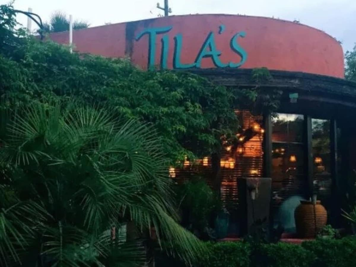 Tila's exterior