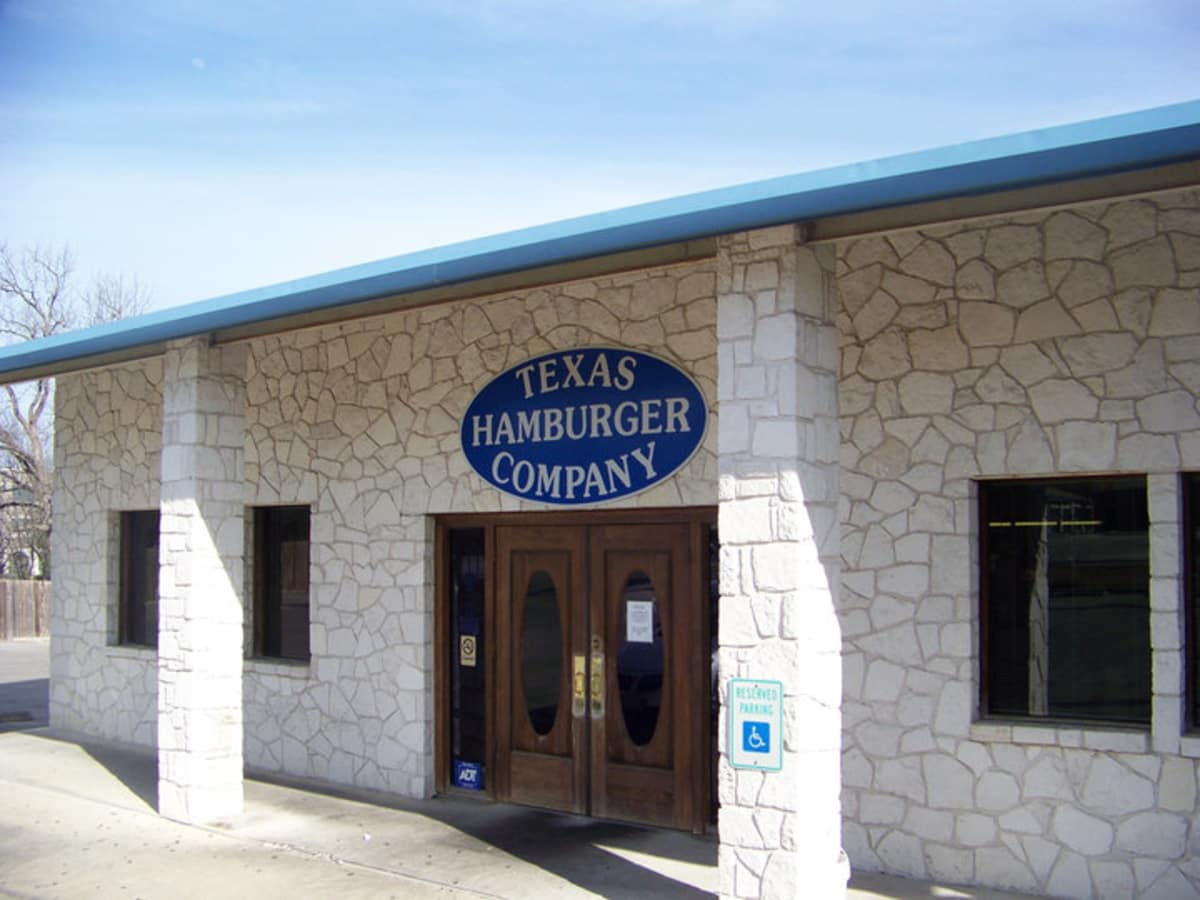 Texas Hamburger Company in San Antonio