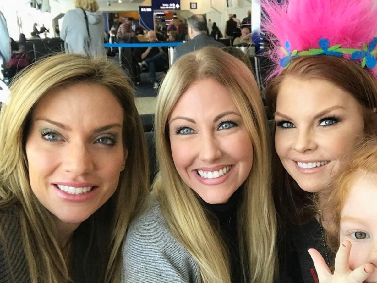 RHOD Cary, Stephanie, and Brandi
