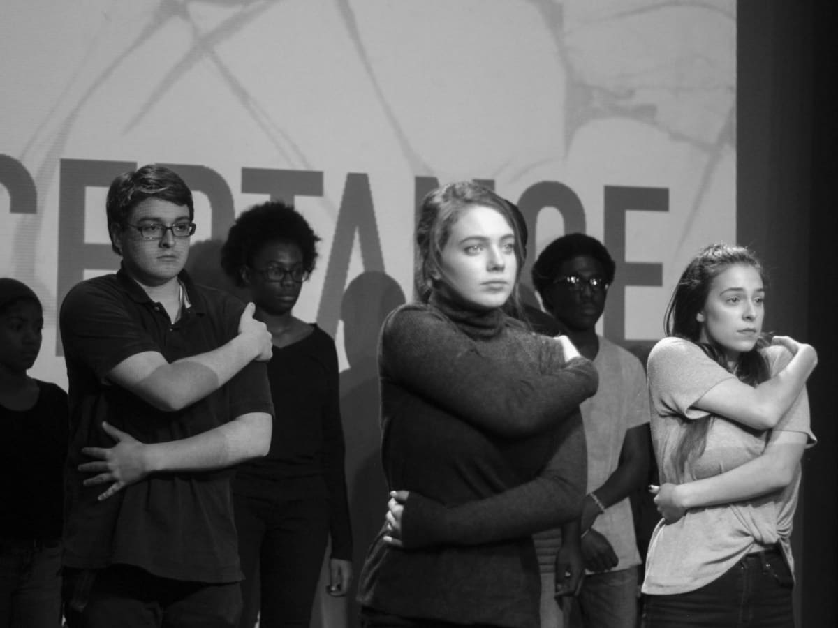 Cry Havoc Theater Company presents Babel
