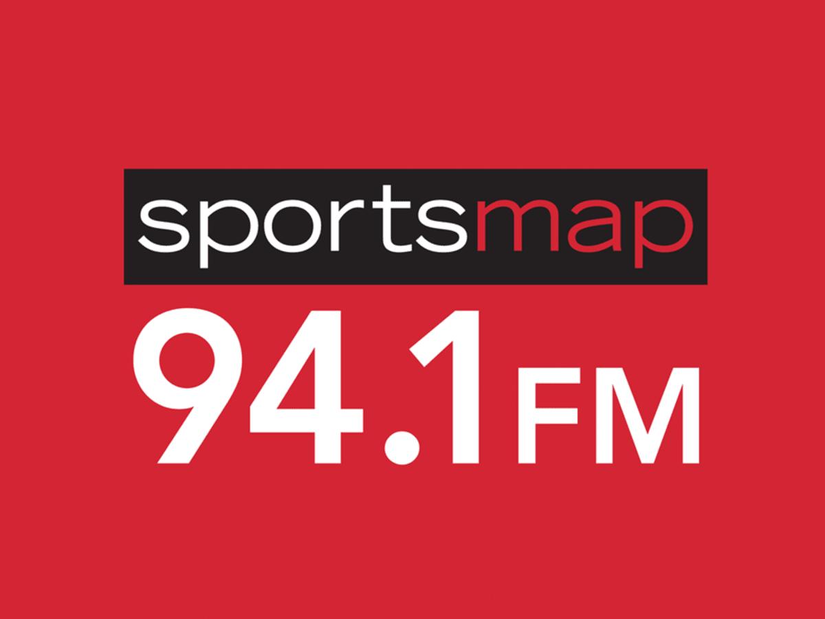 SportsMap 94.1 FM logo