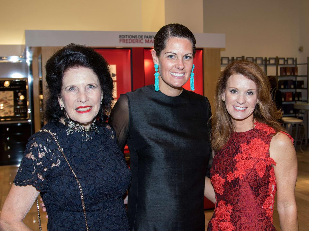 Carole Ann Brown, Mimi Sterling, Teresa Palermo