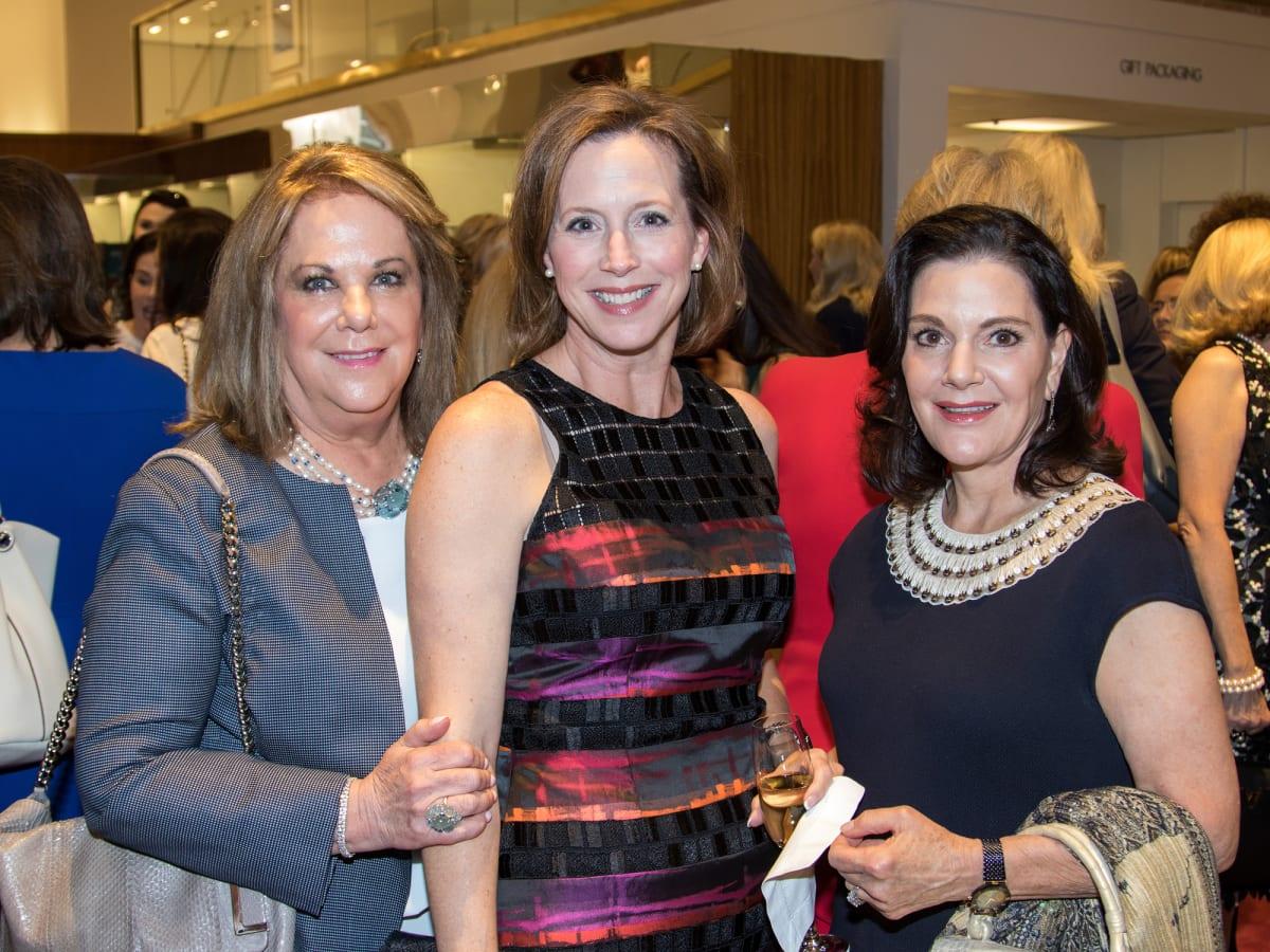 Beth Layton, Laura Downing, Libby Allred