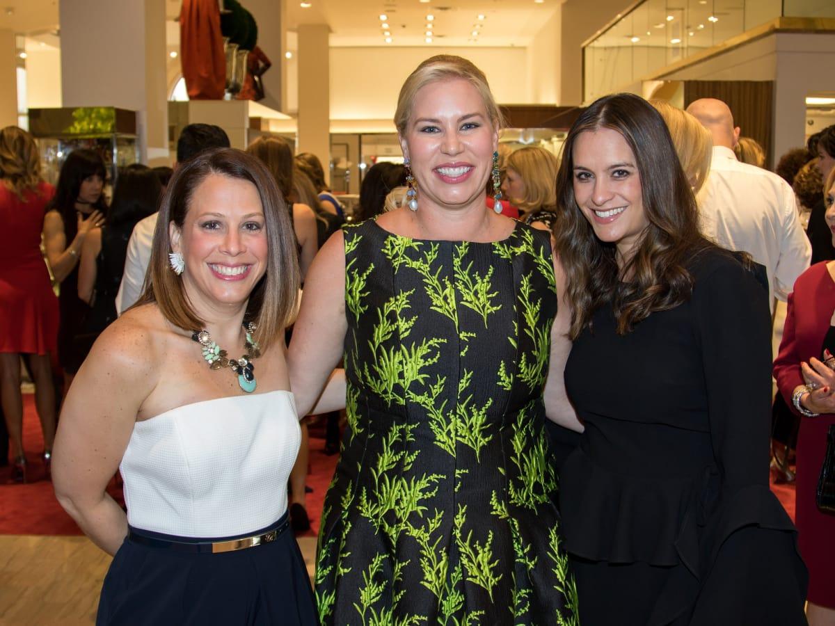 Erin Morgan, Natalie Perry, Christina Gray