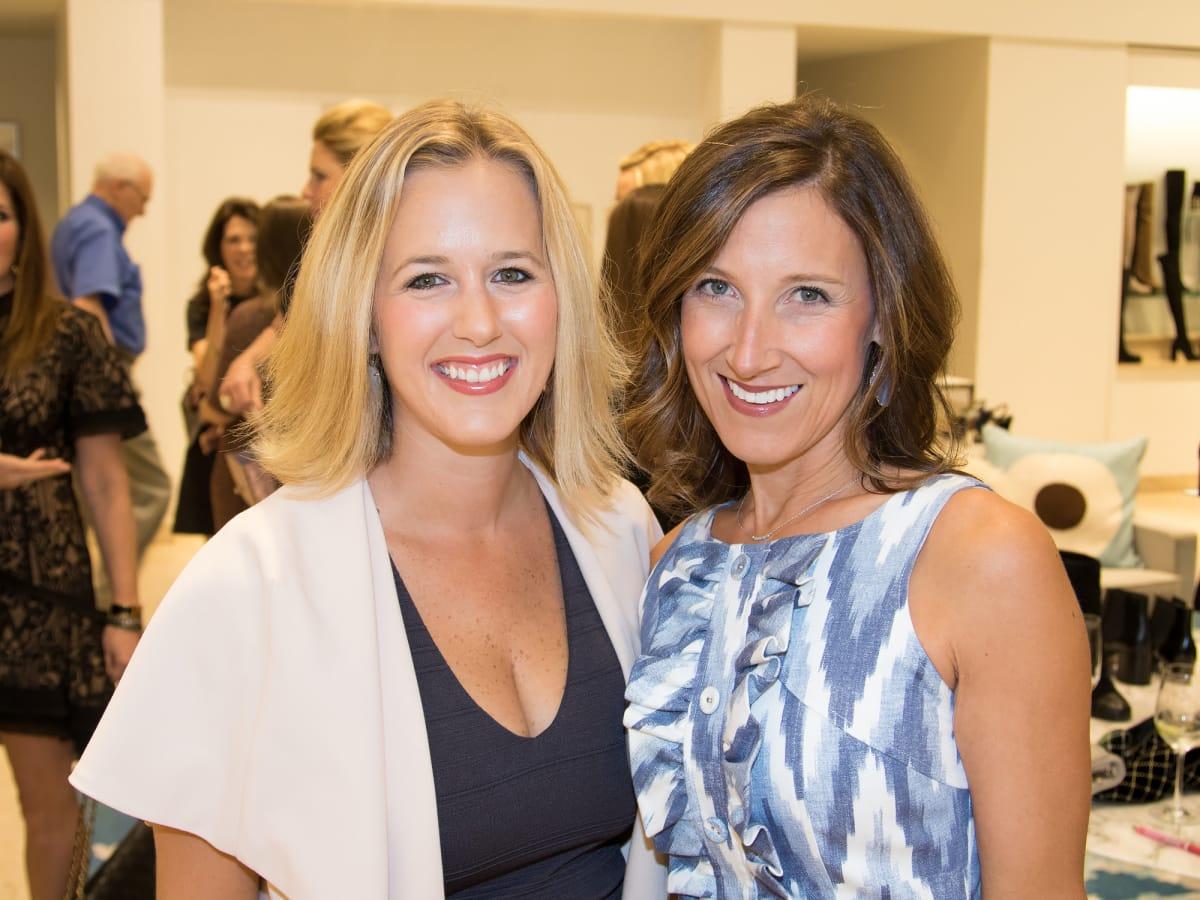 Diane Brouillard, Rebecca Whitaker