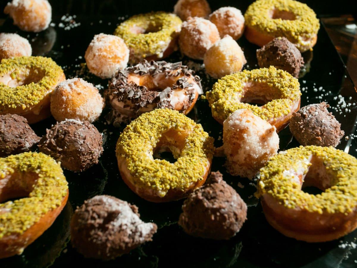 Aronson Wedding Donuts