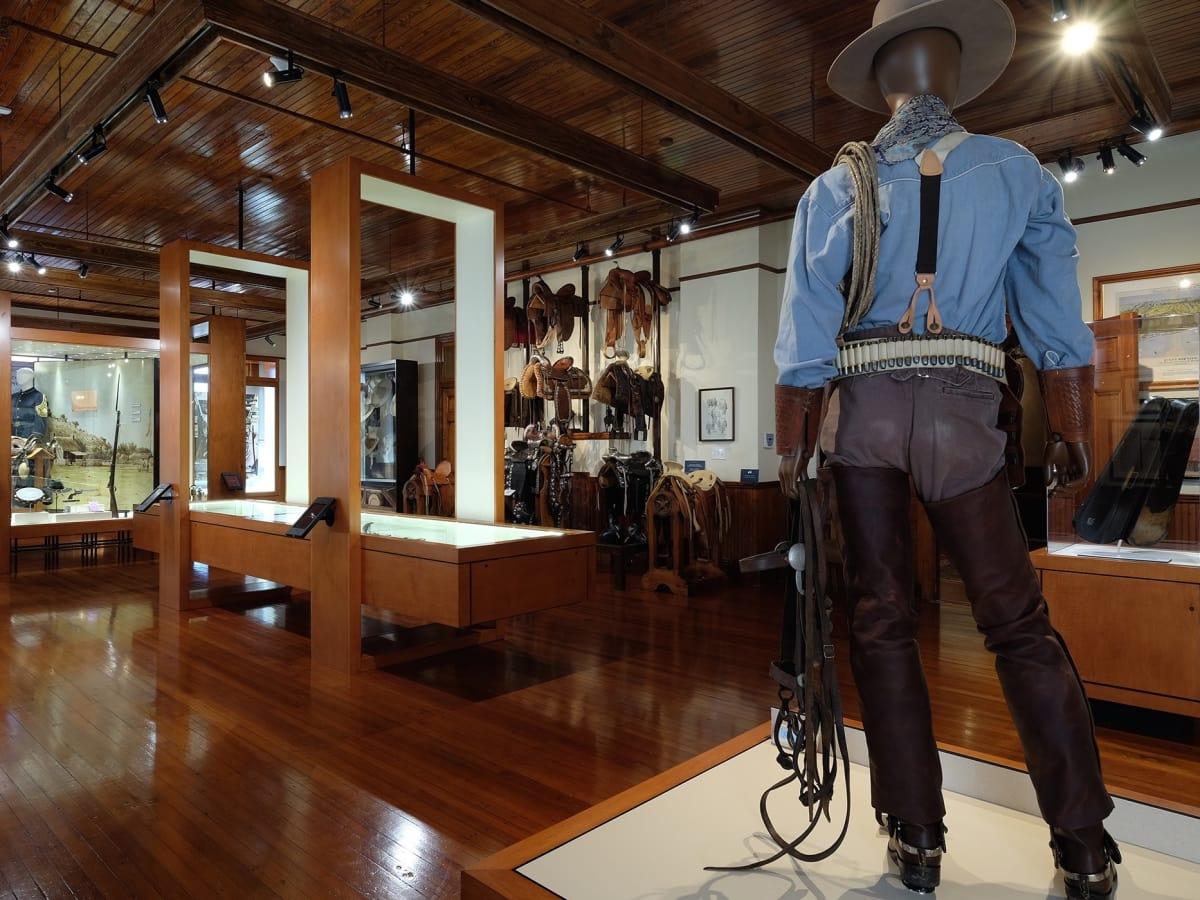 Bryan Museum Statehood Gallery in Galveston