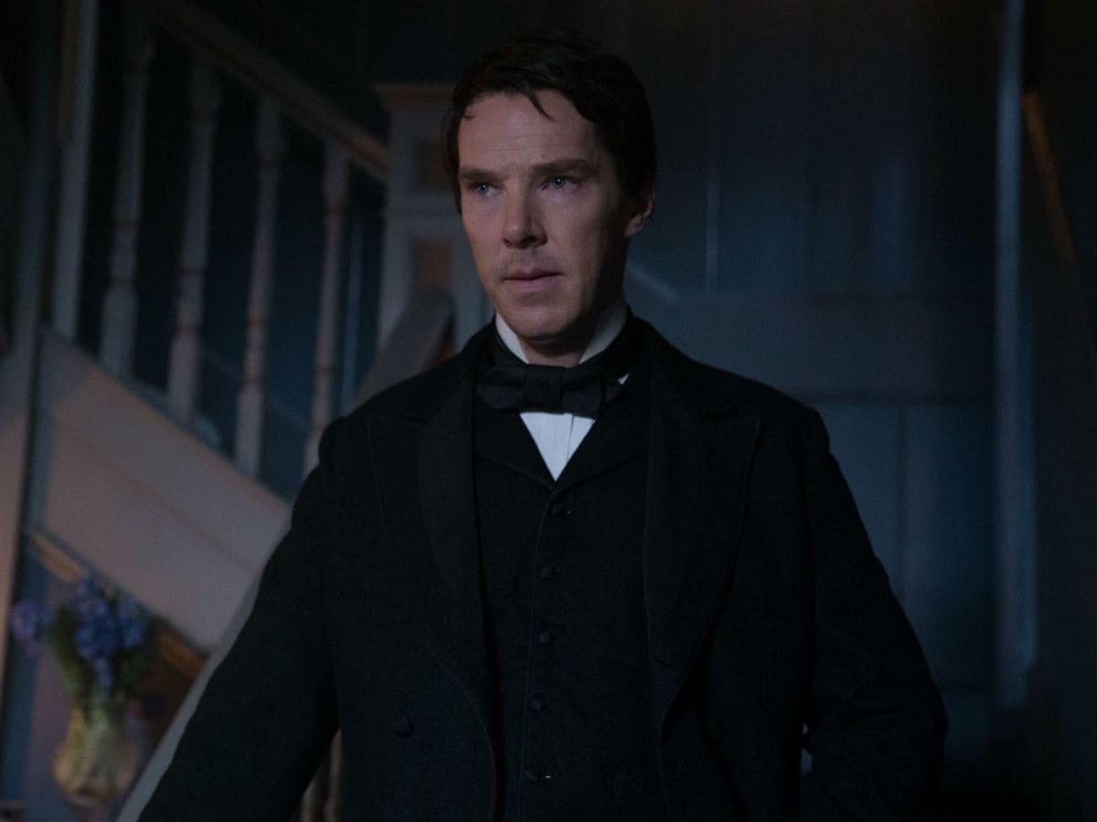 Benedict Cumberbatch in The Current War