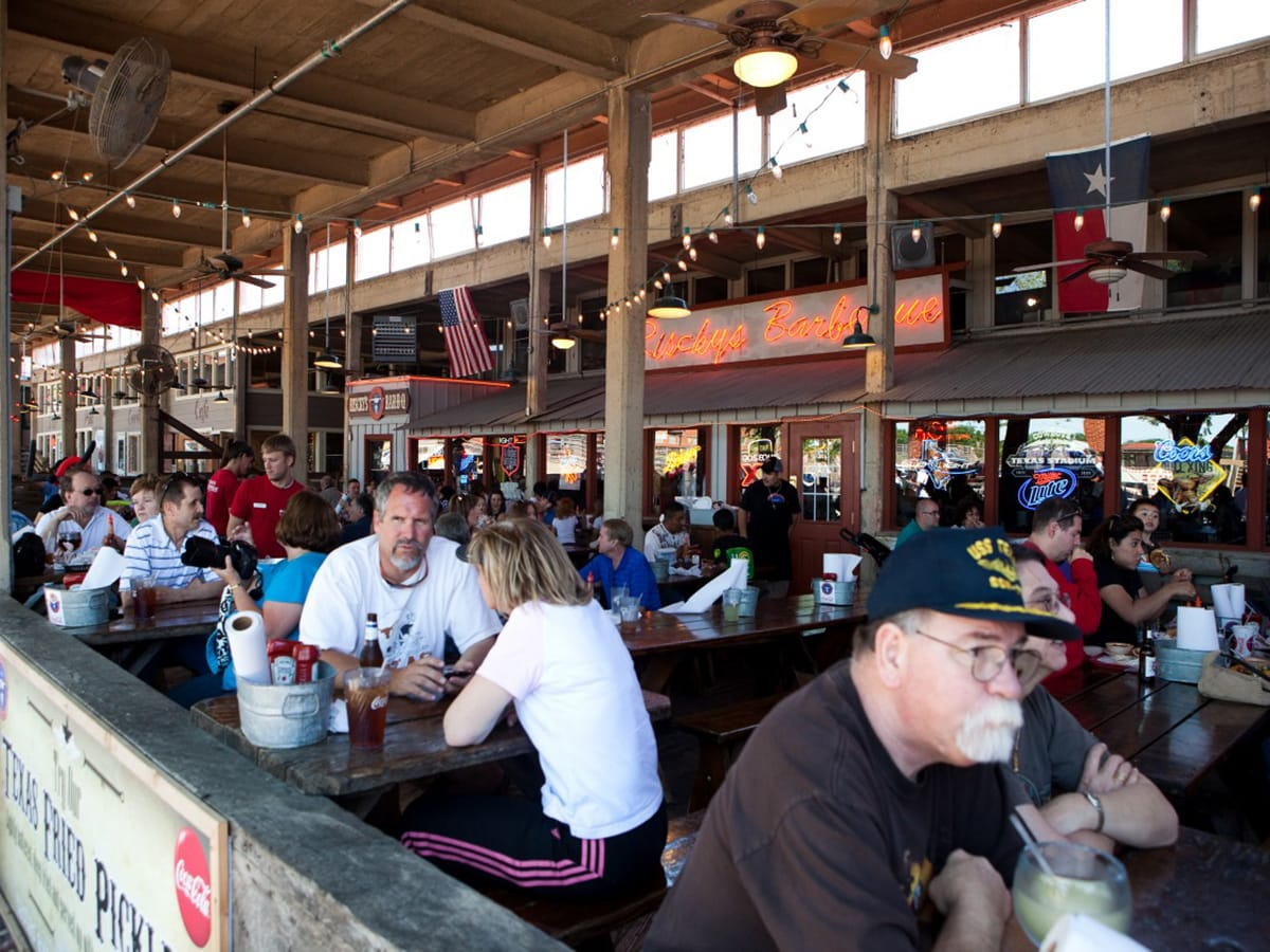 Riscky's BBQ Fort Worth Stockyards