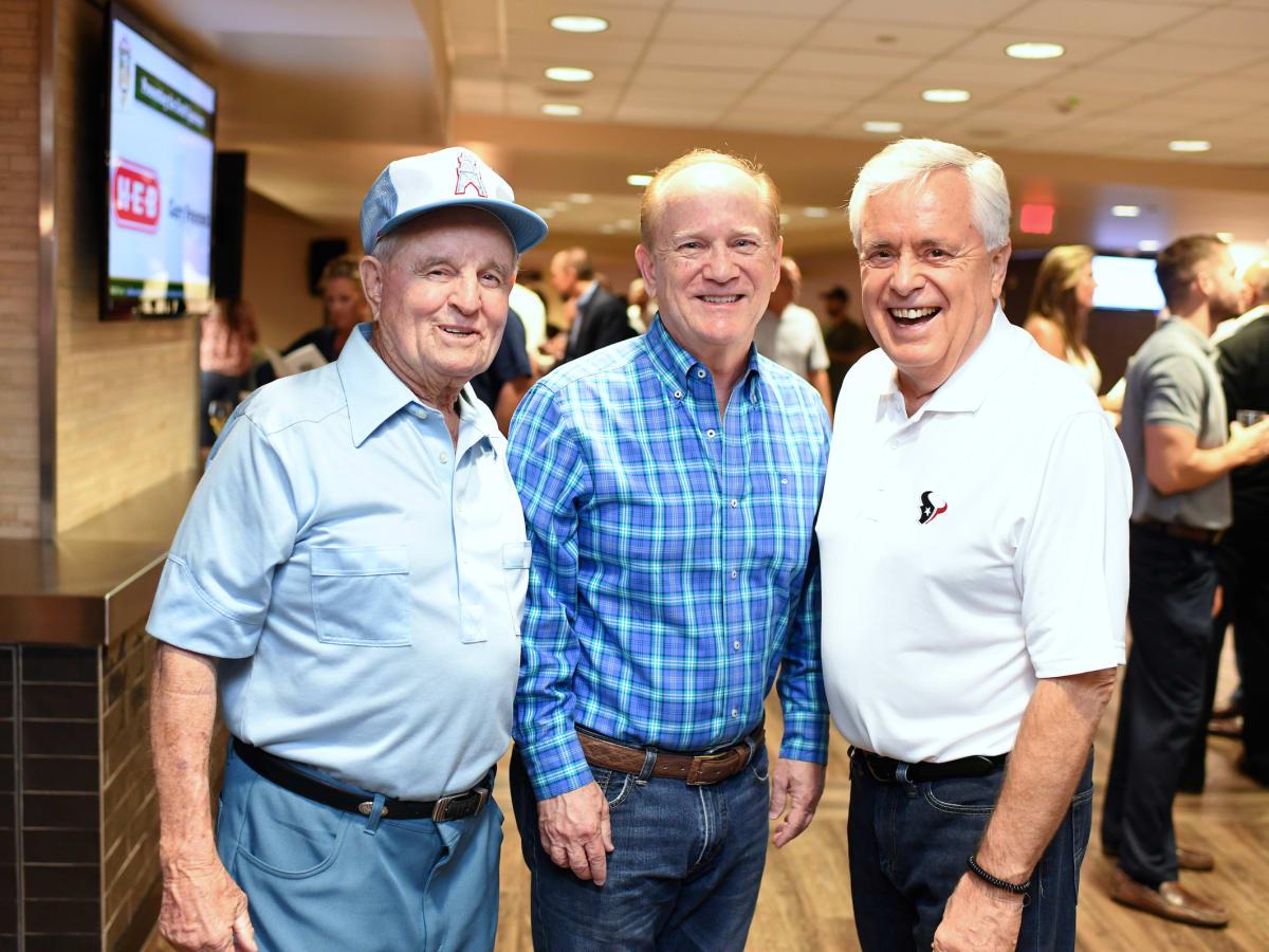 Houston, Boys and Girls Harbor Fantasy Football Draft Night, Ed Biles, Gladney Darroh, Don Sweat