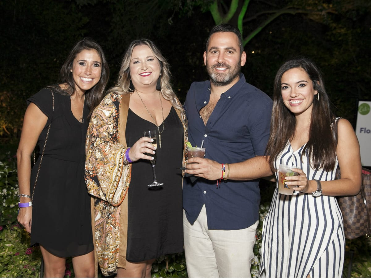 Bianca Beran, Jackie Berg, Jonathan Rosenberg, Alexis Smith