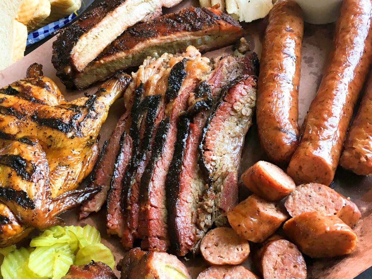 Southside Market meats
