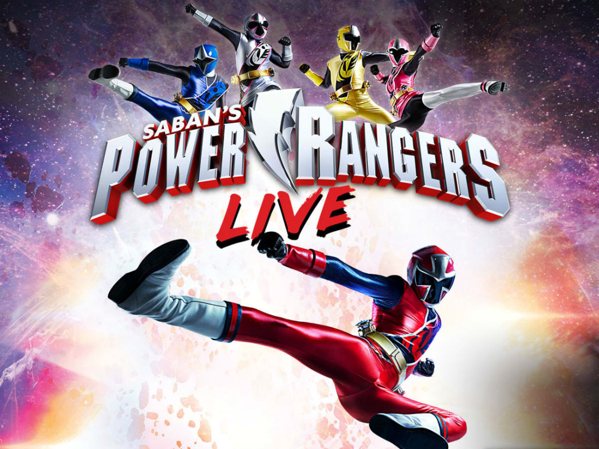 Power Rangers Live