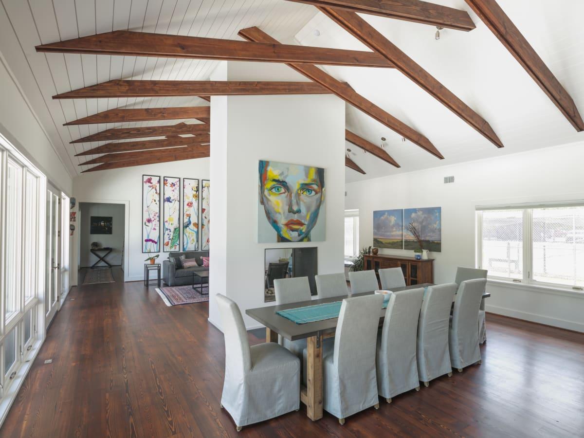 AIA Home tour 2017, Stuart residence