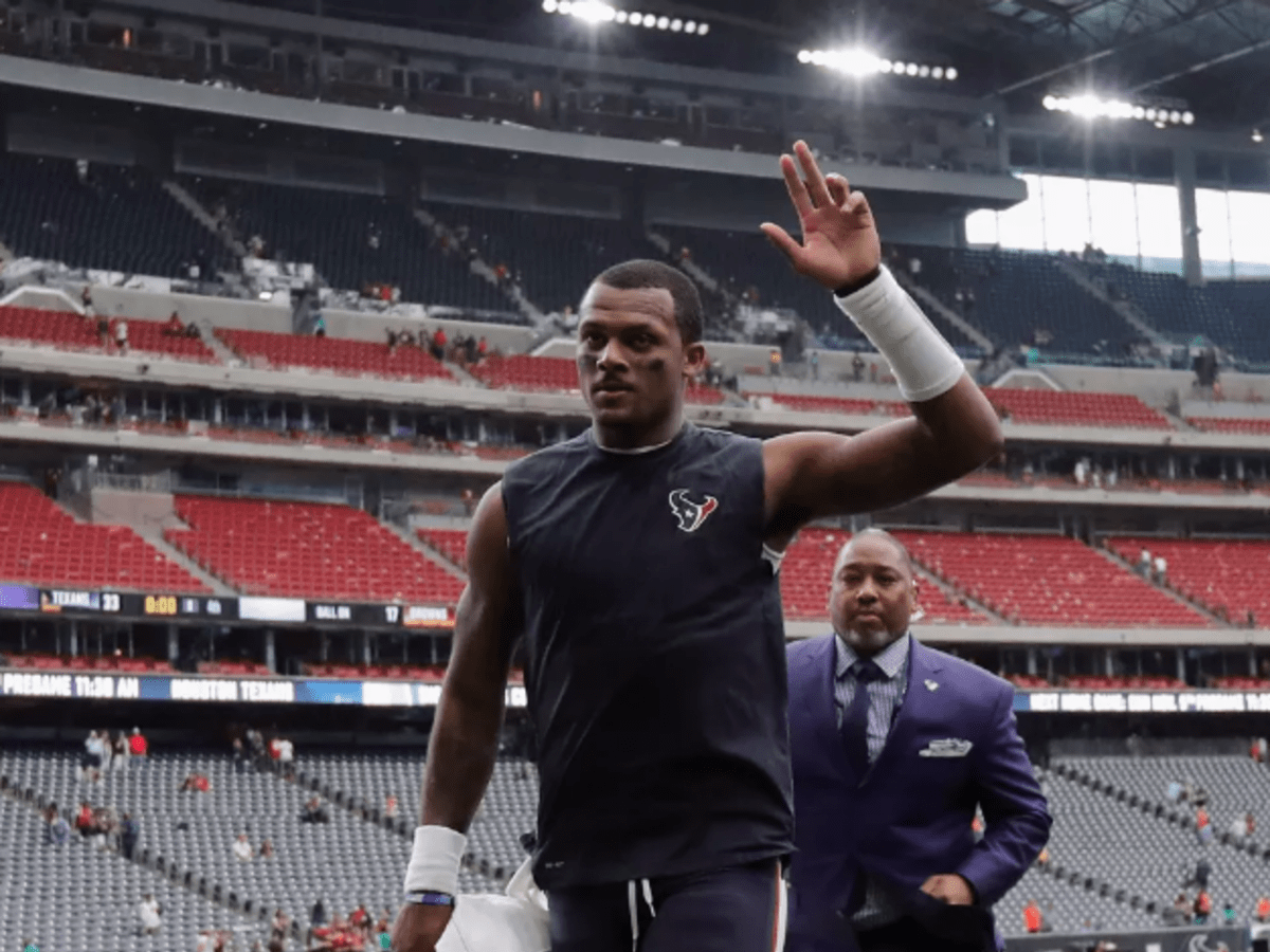 Deshaun Watson after win over Cleveland on October 15 2017
