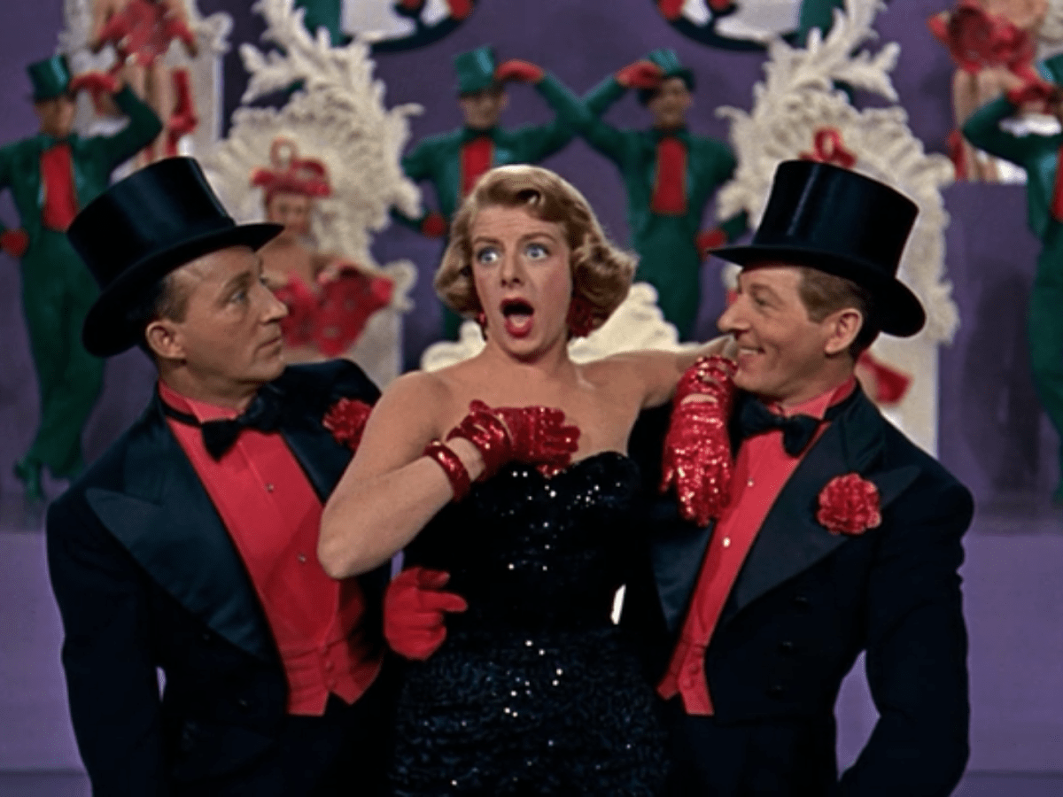 White Christmas movie