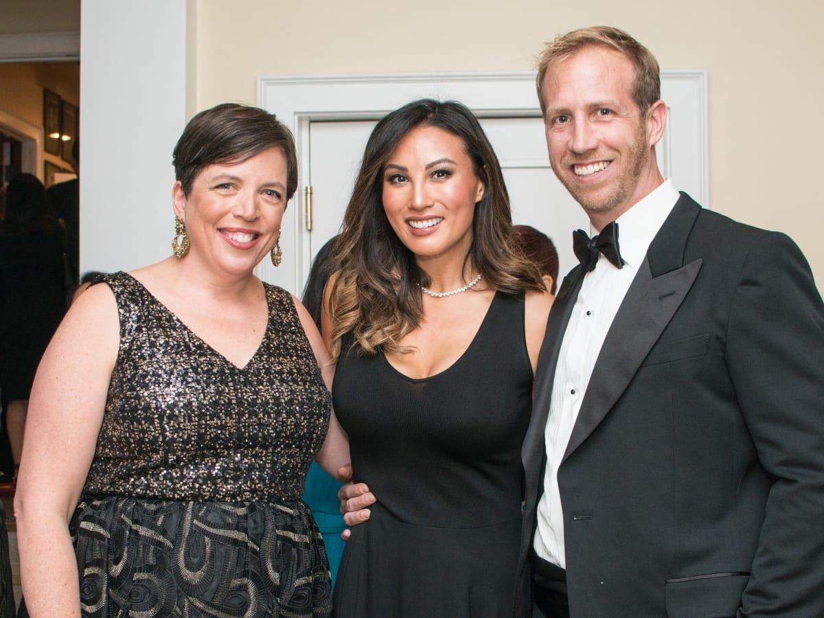 Amy Hofland, Mina Chang, Jake Harryman, Jade Ball 2017