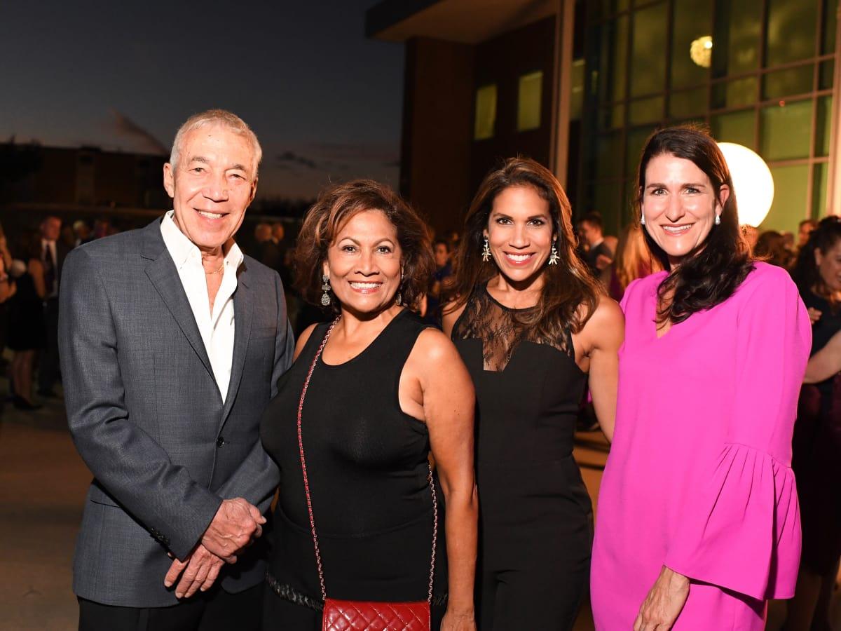 Dress for Success Cuisine for a Cause, Dr. Roger McNeill, Monica McNeill, Rachel McNeill, Kristin Berger