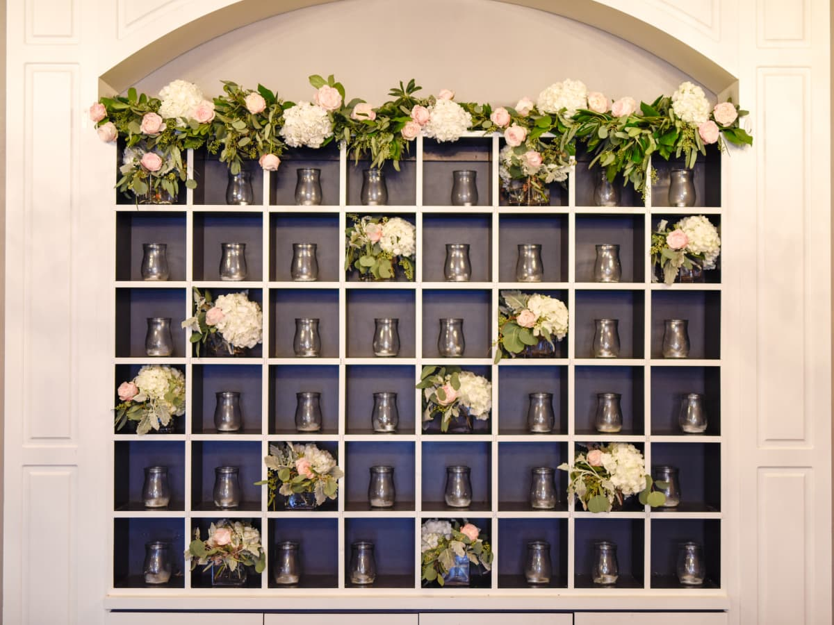Beville Wedding, Decor
