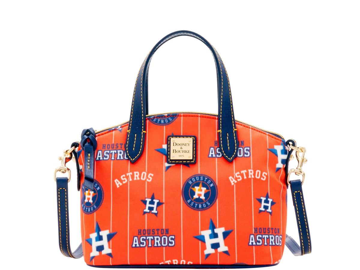 Dooney & Bourke Astros nylon ruby handbag