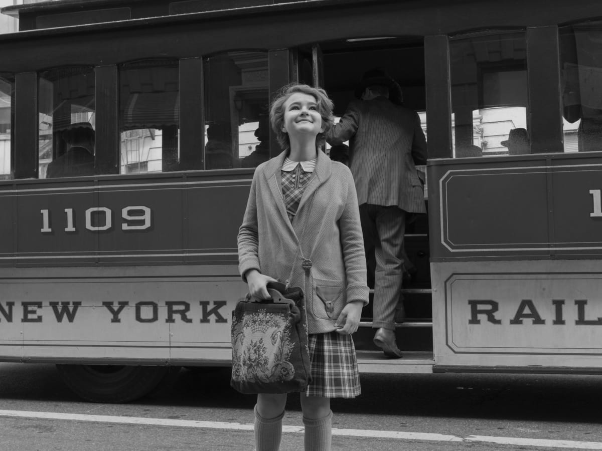 Millicent Simmonds in Wonderstruck