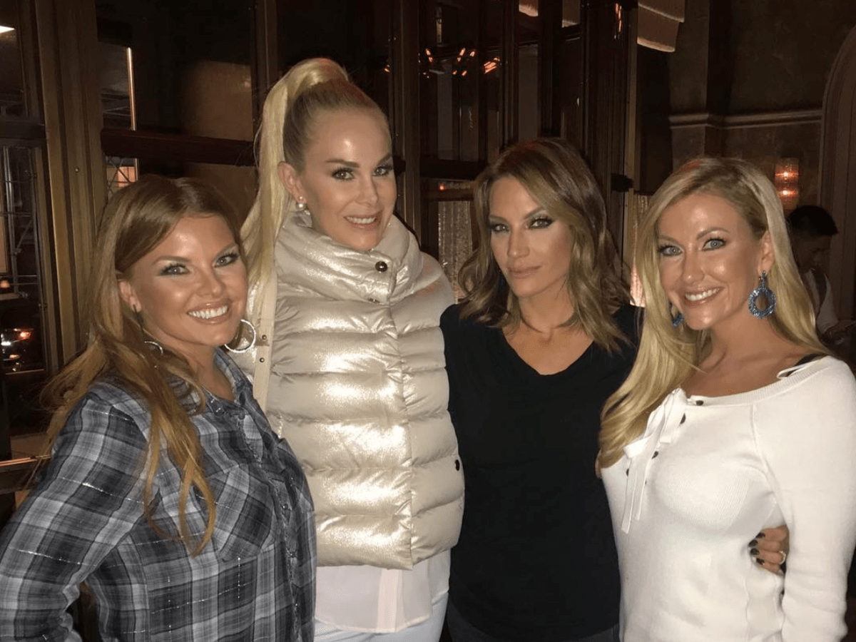 Real Housewives before season 2 reunion