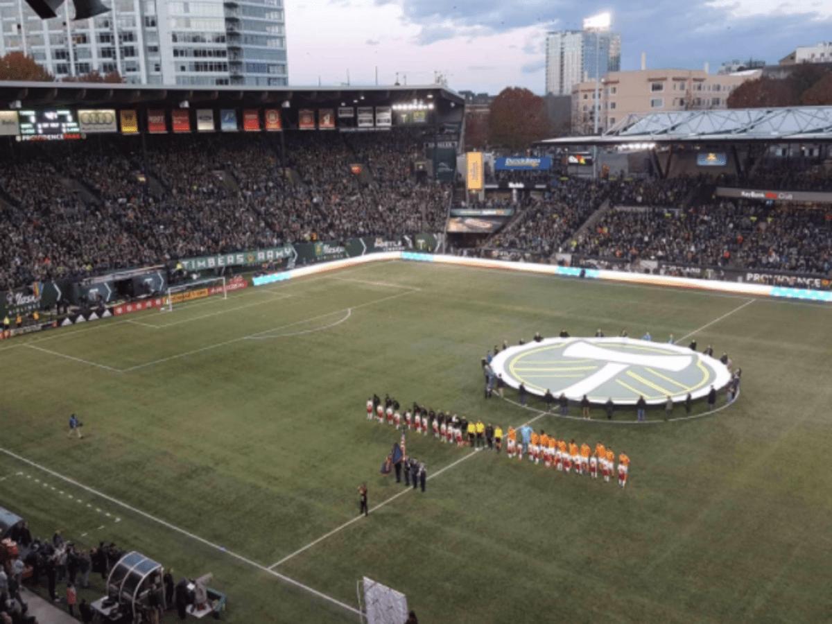 Houston Dynamo defeat Portland