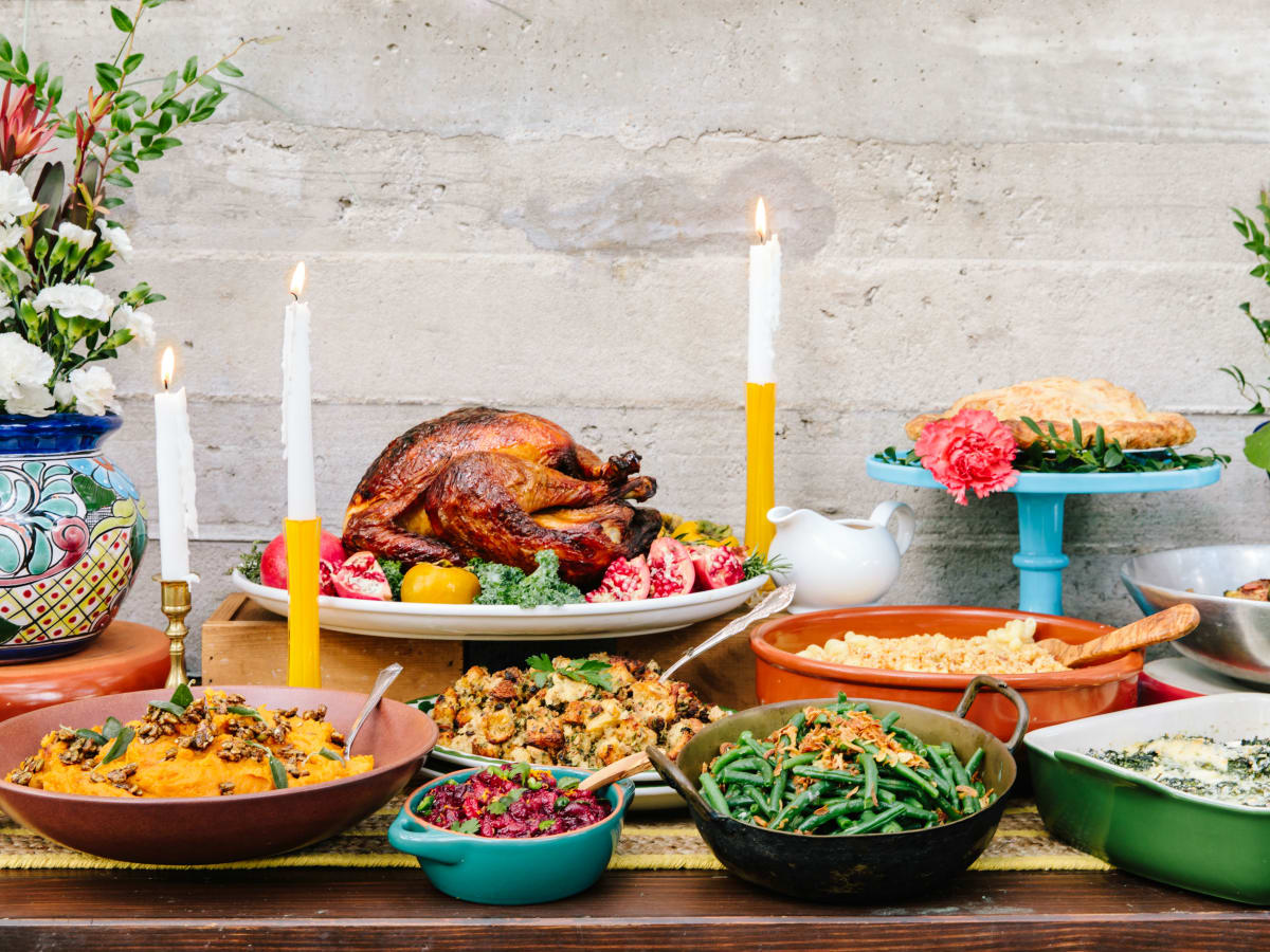 Fresa's Thanksgiving