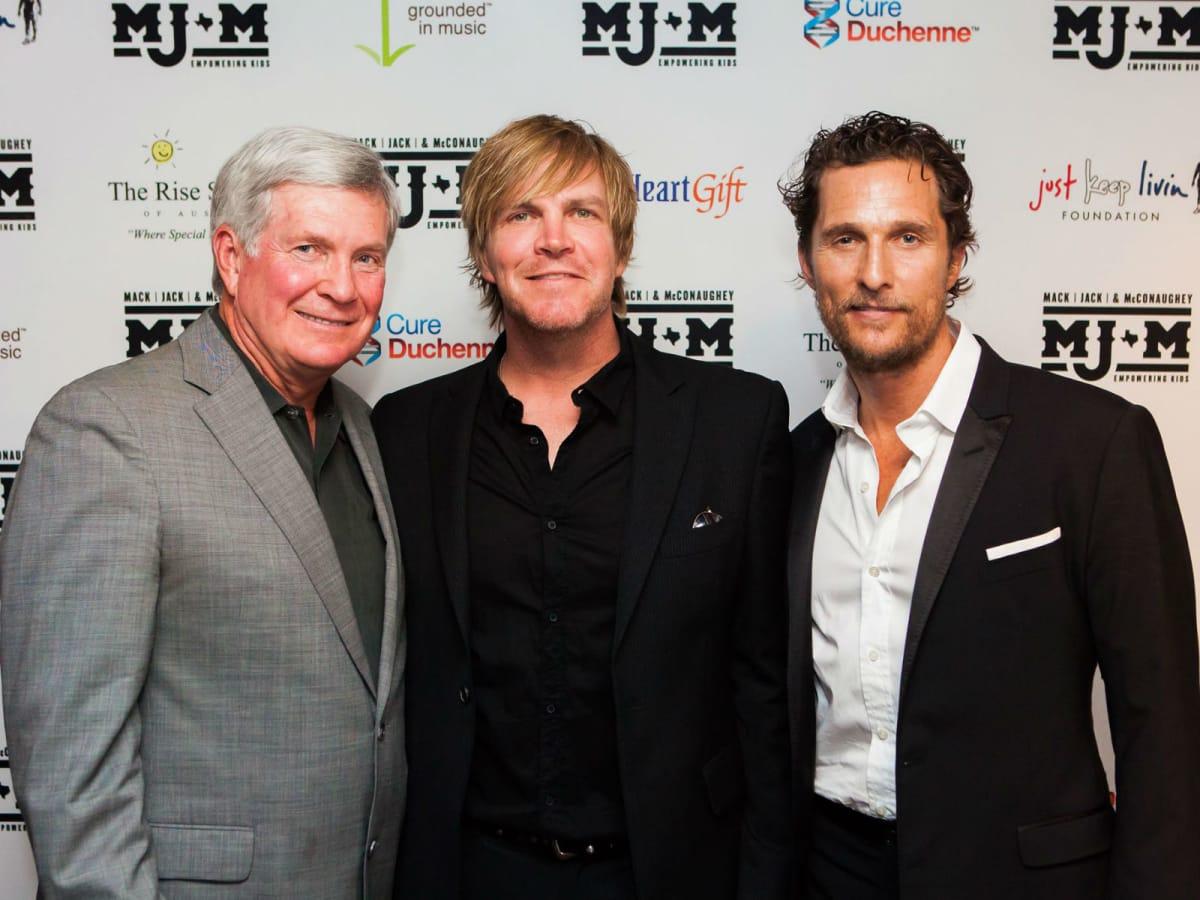 Mack, Jack & McConaughey