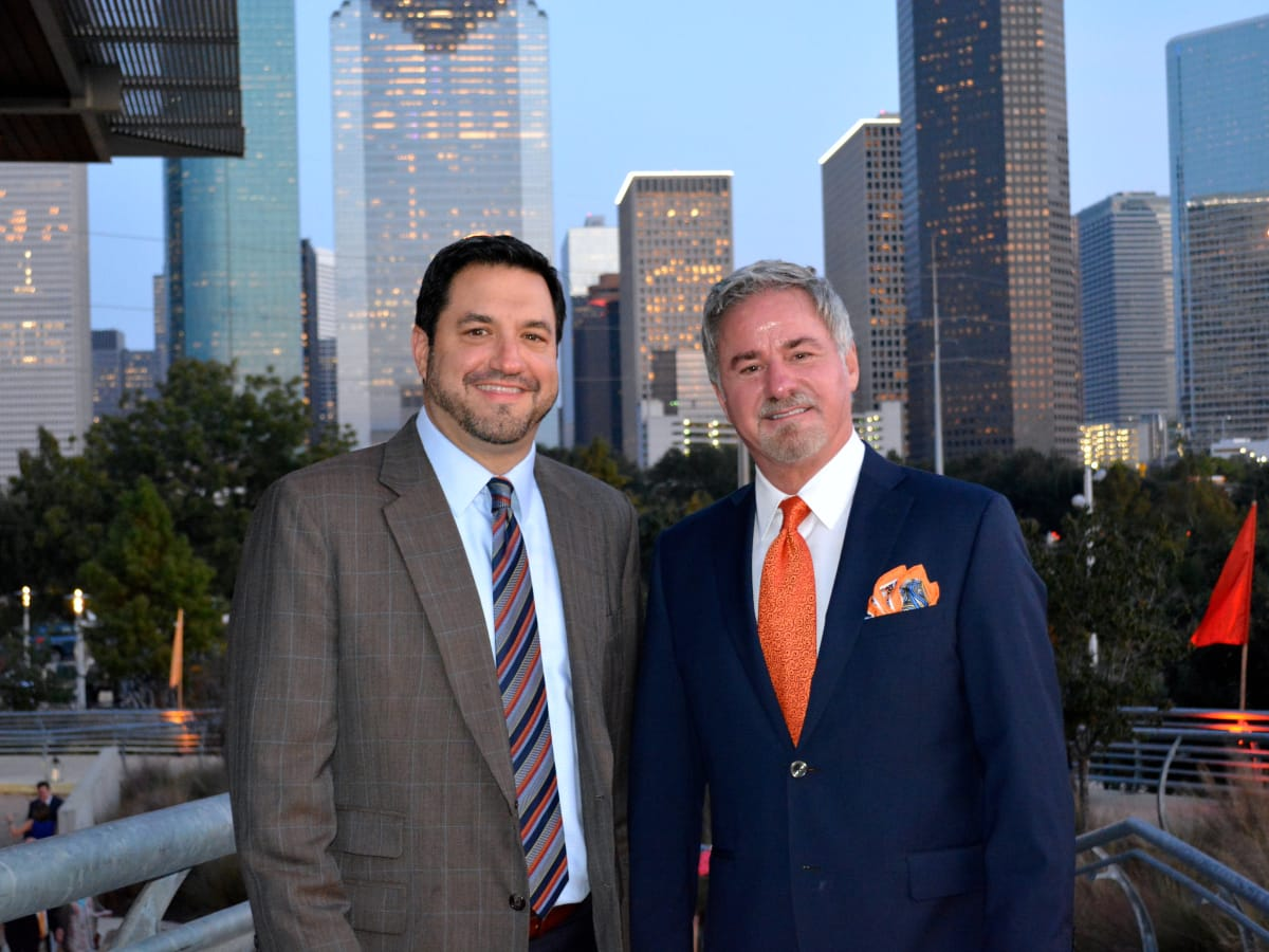 Houston, Buffalo Bayou Partnership Gala, November 2017, Xavier Peña, Terry Wayne Jones