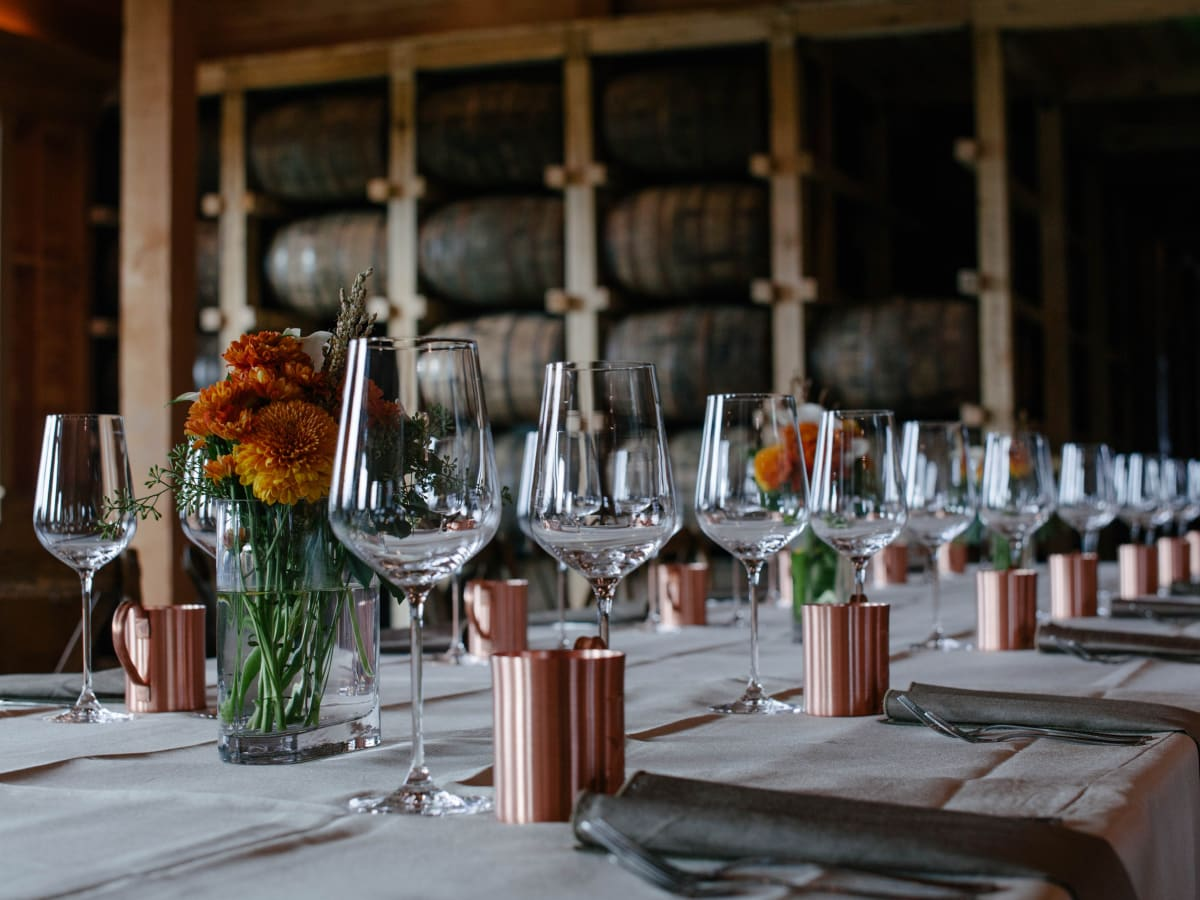 Whiskey Ranch Oak Room