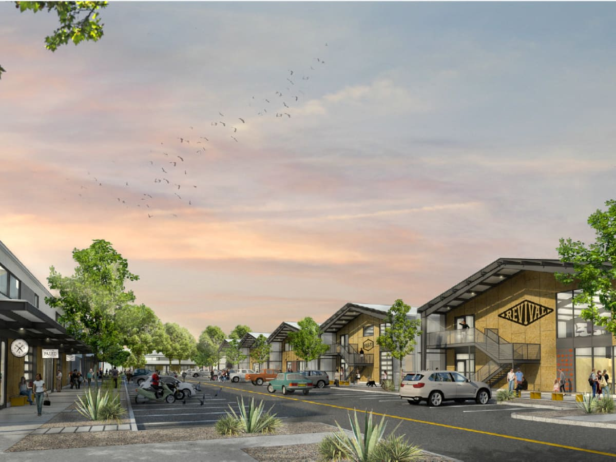 Springdale General rendering