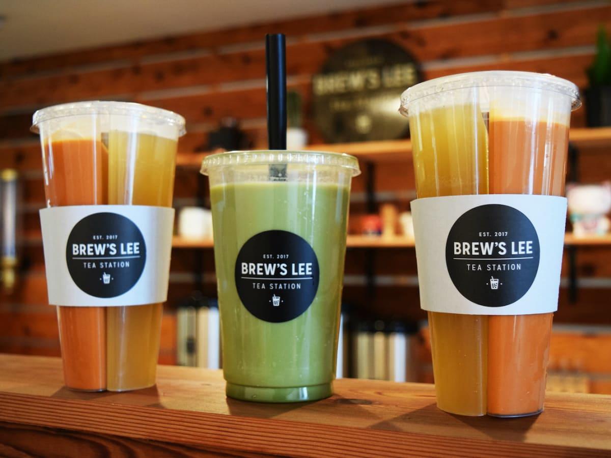 Brew's Lee Tea