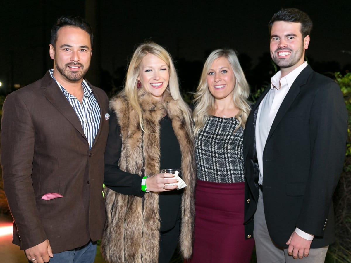 Houston, Memorial Park Bridge Bash, November 2017, Jeffrey Yates, Devon Carter, Genevieve Shoemaker, Mason Meine