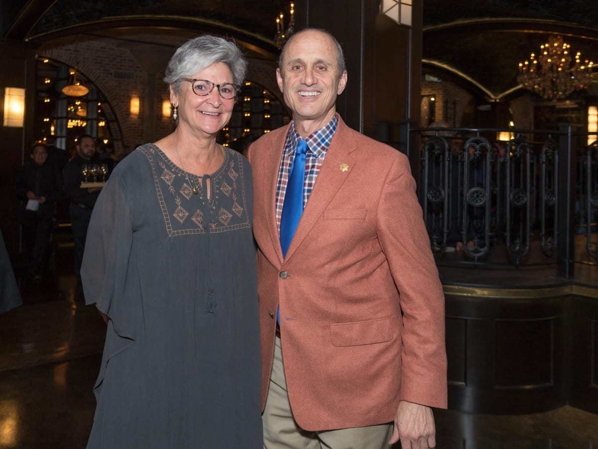 WITS gala 2017: Sara Speer Selber, C.D. Shaw