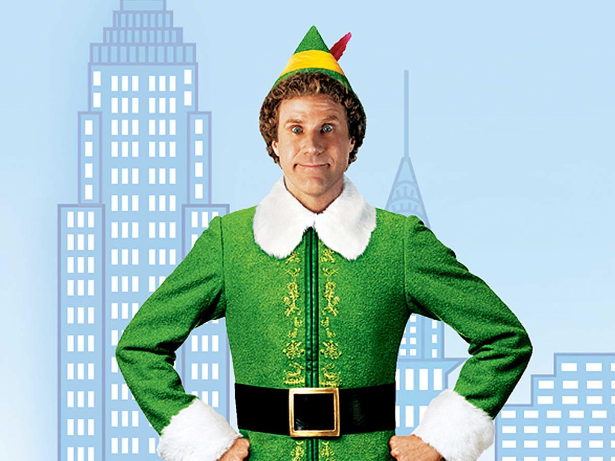 Houston, Will Ferrell, Elf